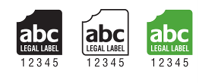 ABC Legal Labels