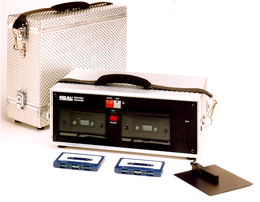 PACE Tape Recorder