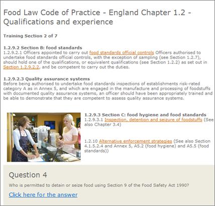 key aspects of legislation